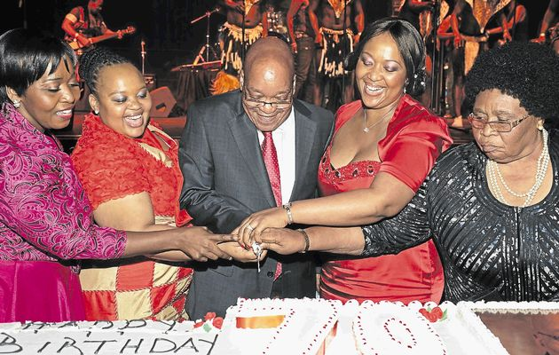 The Merry Wives of Tshwane