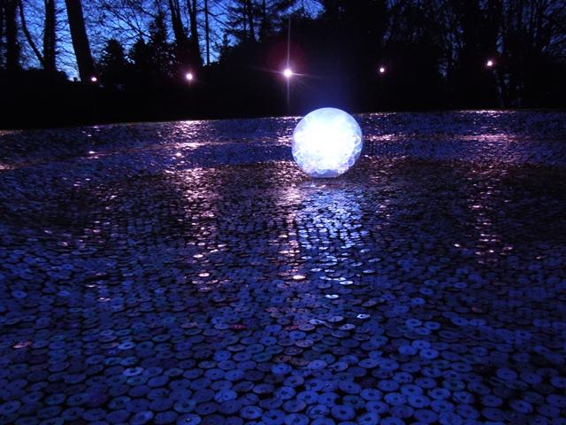 Blue Moon on a Platter, later duskii
