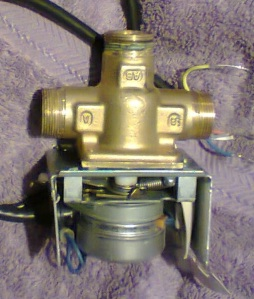 3 way valve