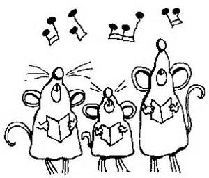 mouse choir