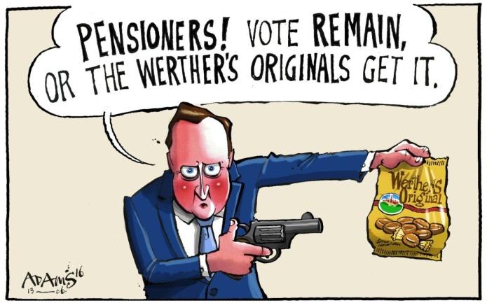 Brexit Werthers