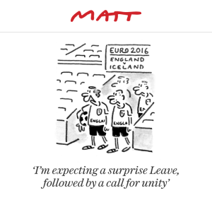 matt leave cartoon