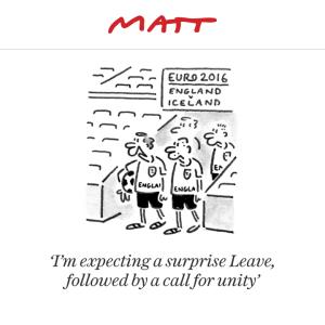 matt leave cartoon